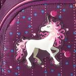 Step by Step Dreamy Unicorn Motiv Darstellung