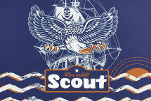 Scout Wings Motiv Darstellung