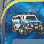 Step by Step City Cops Motiv Darstellung
