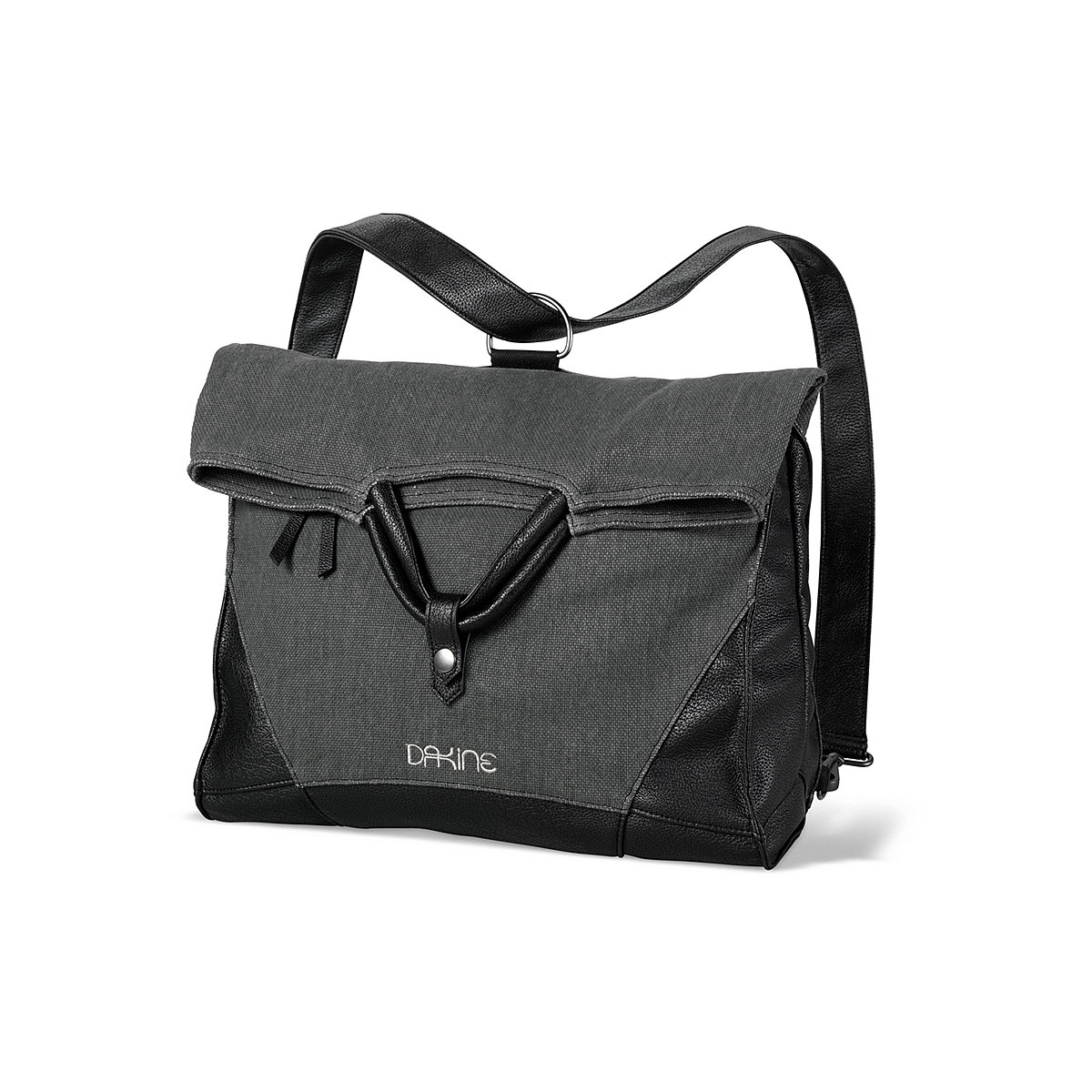 dakine creekside handtasche schultertasche und rucksack in einem black. Black Bedroom Furniture Sets. Home Design Ideas