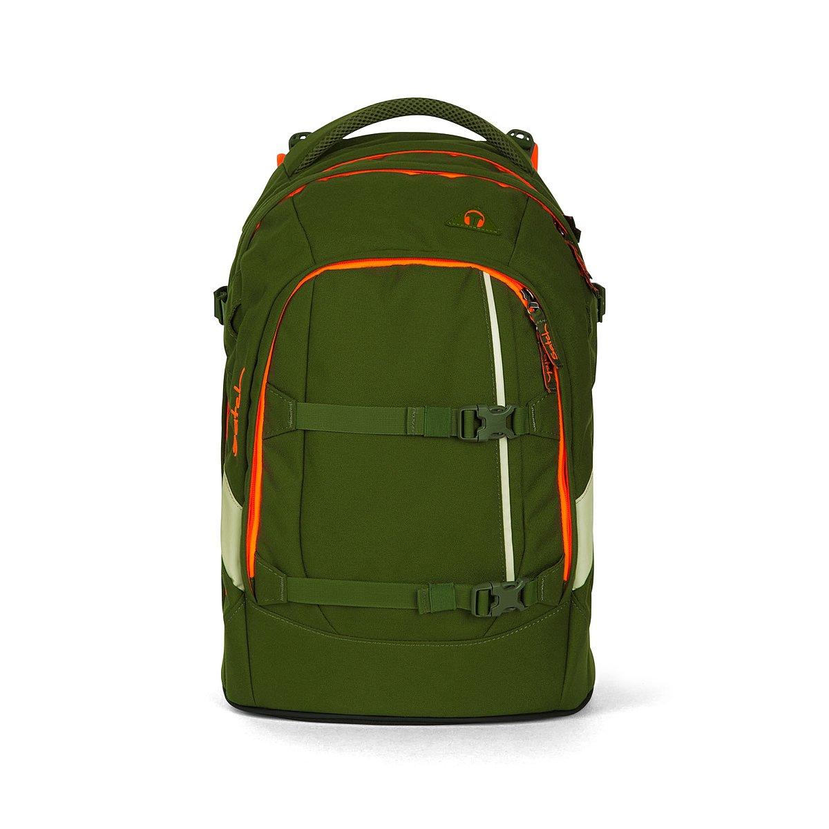 satch pack green phantom schulrucksack. Black Bedroom Furniture Sets. Home Design Ideas