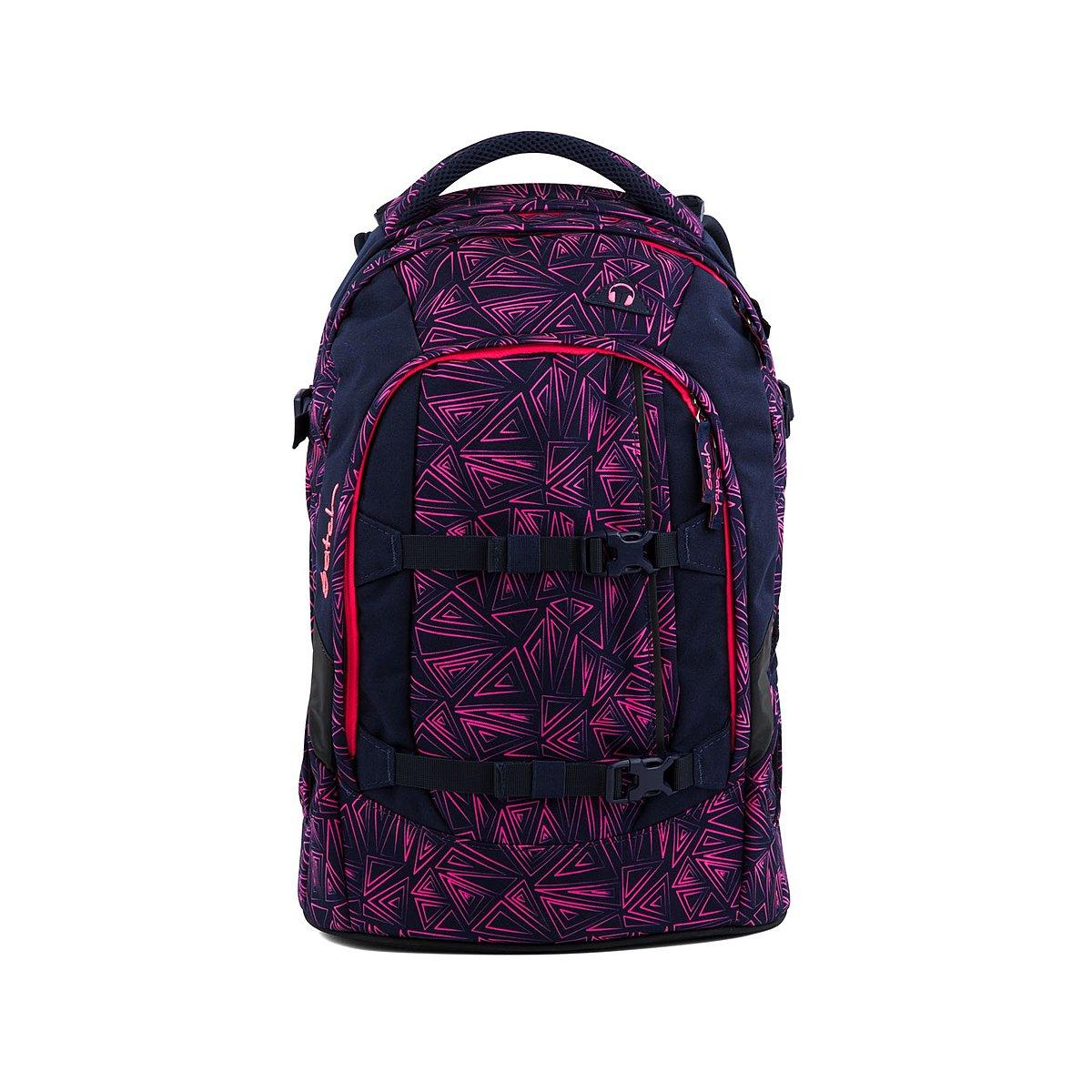 satch pack pink bermuda schulrucksack. Black Bedroom Furniture Sets. Home Design Ideas