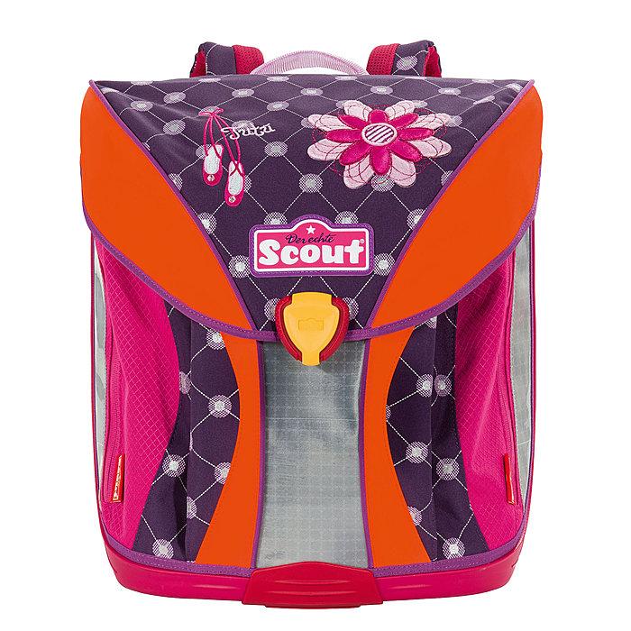scout nano schulranzen lila pink
