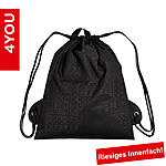 4YOU Festivalbag Geometric Black ansehen