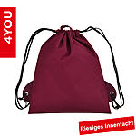 4YOU Festivalbag Zigzag Berry ansehen