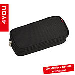 4YOU Pencil Case mit Geodreieck Black ansehen