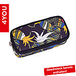 4YOU Pencil Case mit Geodreieck Pineapples, Ananasmotiv ansehen