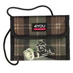 4YOU Powerful Brustbeutel Money Bag
