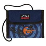 4YOU Radar Guided Brustbeutel Money Bag