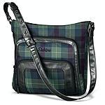 Dakine Shoulder Bag Josie, Damen Umhängetasche im Tartan Design