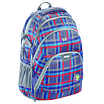 Coocazoo EvverClevver Rucksack Check Peacoat II mit Laptopfach ansehen