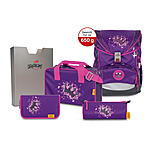 DerDieDas Ergoflex Superlight Purple Princess Schulranzenset 5 tlg. ansehen