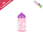 ergobag Trinkflasche Karo Lila