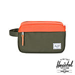 Herschel Chapter Travel Forest Night Vermillion orange Kulturbeutel ansehen