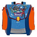Scout blauer Schulranzen Mega Stormy Sea - Grundschulranzen