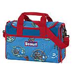 Scout Sporttasche für Kinder VI Stormy Sea - Nassfach