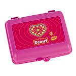 Scout Ess-Box - Brotdose Pink Heart