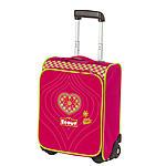 Scout Kinder Koffer Trolley Pink Heart für Mädchen