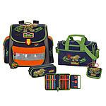 Scout Dino Expediton Buddy 5tlg Exklusiv - cooles Ranzen Set
