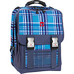 Schulrucksack Take it Easy London Viola blue ansehen