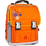 Schulrucksack Take it Easy London orange Flower ansehen