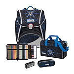 Scout Alpha Dark Spider Safety Light Schulranzenset 4 tlg. ansehen