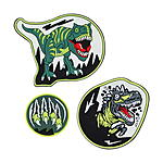 Scout Funny Snaps 3er Set Black Dino ansehen