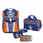 Scout Schulrucksack Sunny Wings 4 teiliges Set ansehen