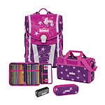 Scout Sunny Unicorn Star Safety Light Schulranzenset 4 tlg. ansehen