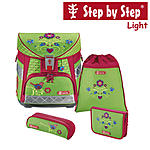 Step by Step Light Country Flower Schulranzen-Set 4-tlg. ansehen