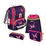 Step by Step Light2 Shiny Butterfly Schulranzen 4 tlg. Set ansehen