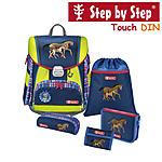 Step by Step Touch DIN Horse Family Schulranzen Set-5tlg. ansehen