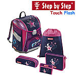 Step by Step Touch Flash Blink Star, 5 tlg Schulranzen Set ansehen