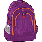 Take it Easy Schulrucksack Berlin Light Nylon, 217 lila orange ansehen