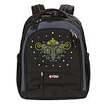 4You Rucksack Compact 254 Gothic