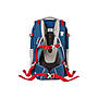 Alternativbild 1 zu Satch Schulrucksack Cleptomanicx Blue Toast, blau rot
