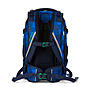 Alternativbild 1 zu Satch by Ergobag Schulrucksack Bluetwist, blau grau karo