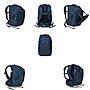 Alternativbild 1 zu Satch Match Space Race Schulrucksack Set 3tlg
