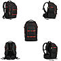 Alternativbild 1 zu Satch Pack Black Volcano Schulrucksack Set 4tlg