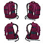 Alternativbild 2 zu satch Pack Schulrucksack Pure Purple