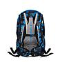 Alternativbild 1 zu satch sleek Blue Triangle Rucksack