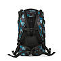 Alternativbild 1 zu Satch Pack Schulrucksack Ocean Flow, blau-graue Punkte