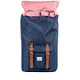 Alternativbild 1 zu Herschel 25 Liter Rucksack Little America Navy, mit Laptopfach