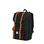 Alternativbild 2 zu Herschel 17 Liter Rucksack Little America Mid-Volumen, Black