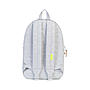 Alternativbild 1 zu Herschel Settlement Schulrucksack Light Grey Crosshatch Acid Lime Zip