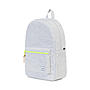 Alternativbild 2 zu Herschel Settlement Schulrucksack Light Grey Crosshatch Acid Lime Zip