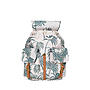 Alternativbild 3 zu Herschel Dawson Womens X-Small Rucksack Pelican Palm