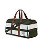 Alternativbild 1 zu Herschel Novel Duffle Forest Night White Rugby Stripe Sporttasche