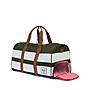 Alternativbild 2 zu Herschel Novel Duffle Forest Night White Rugby Stripe Sporttasche