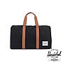 Herschel Novel Duffle Black Tan Sporttasche